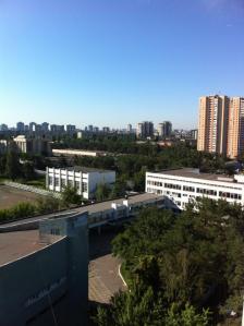 Kiev överblick